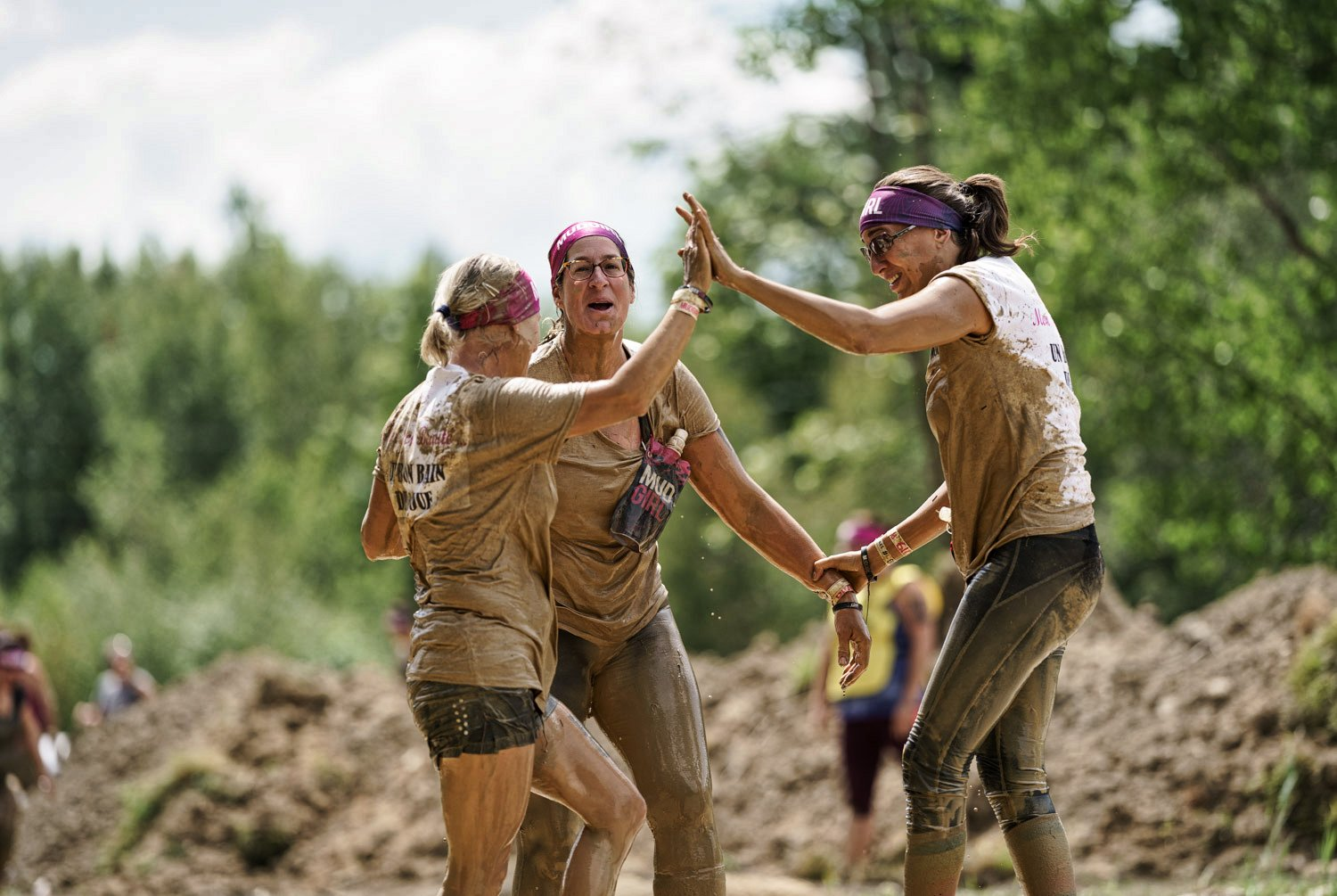 mudgirl run